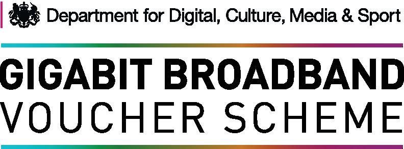 Gigabit Broadband Voucher Scheme logo
