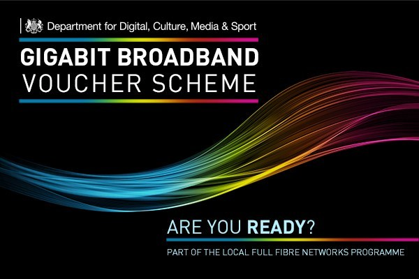 Leased line broadband gigabit voucher scheme